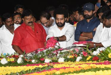 NTR KalyanRam At NTR Ghat Photo Gallery - Sakshi