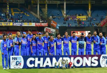 India vs Australia : India Won By 7 Wickets  - Sakshi