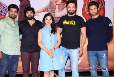 Savaari Movie Trailer Launch - Sakshi