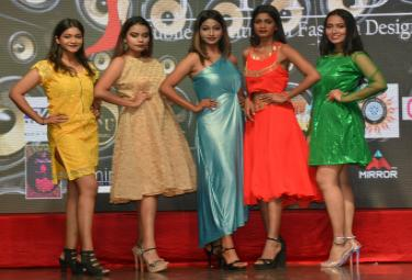 Jubilee Forema 2020 Fashion Show In Hyderabad - Sakshi