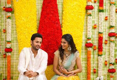Hero Nithin Engagement Photo Gallery - Sakshi