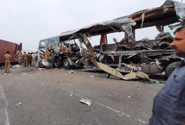 Kerala Bus Accidents Photo Gallery - Sakshi