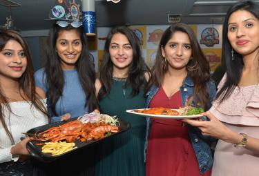 The Sailor's Fair Sea Food Festival - Sakshi