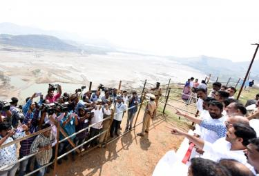 AP CM YS Jagan Visit Polavaram Project Photo Gallery - Sakshi