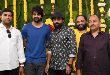 Naga Shaurya New Film Launch Photo Gallery - Sakshi