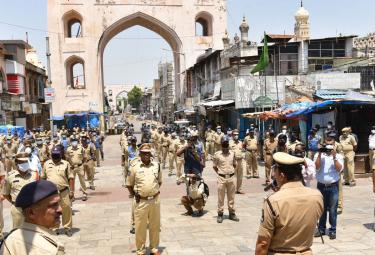 Lockdown in Hyderabad Photo Gallery - Sakshi