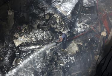 Pakistan Plane Crash Photo Gallery - Sakshi