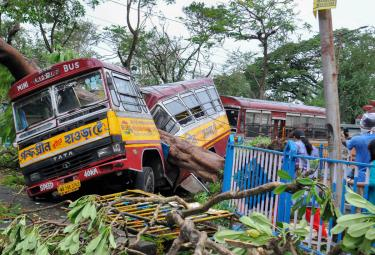 West Bengal Cyclone Amphan Photo Gallery - Sakshi