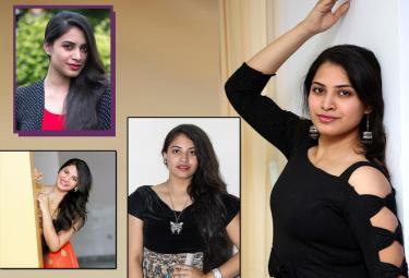 Anchor Megnna Kumar Exclusive Photo Gallery - Sakshi