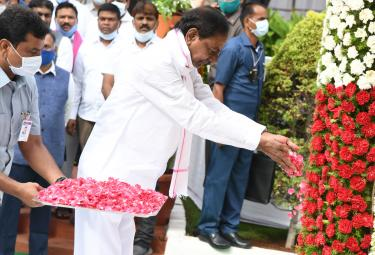 Telangana Formation Day Celebrations 2020 Photo Gallery - Sakshi