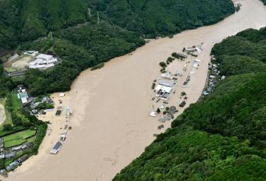 Japan Heavy Rain Photo Gallery - Sakshi