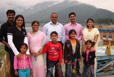 ys rajasekhara reddy family photos gallery - Sakshi