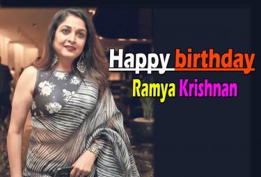Happy Birthday Ramya Krishnan Photo Gallery - Sakshi