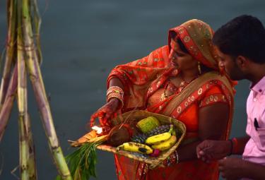 Chhath Puja Photos - Sakshi