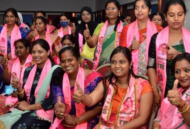 Ghmc Elections 2020 Hyderabad Photo Gallery - Sakshi