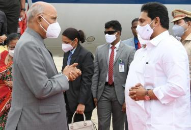 President Ram Nath Kovind to visit Tirumala Photo Gallery - Sakshi