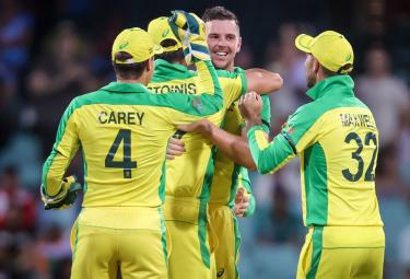 Australia beats India by 66 runs Photo Gallery - Sakshi