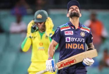 Australia beat India by 51 runs to clinch series PhotoGallery - Sakshi