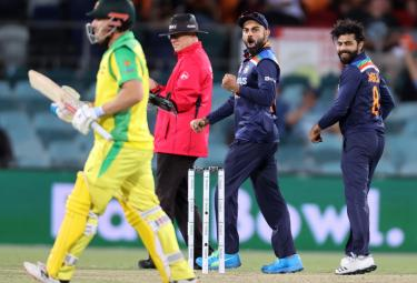 India beat Australia by 13 runs Photo Gallery - Sakshi