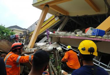 Indonesia Earthquake - Sakshi