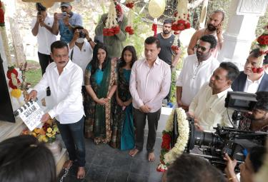 SALAAR Movie Opening Photo Gallery - Sakshi