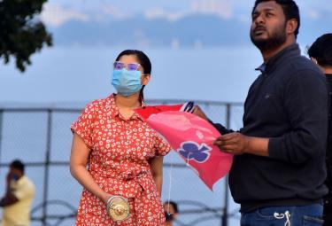 International Kite Festival  - Sakshi