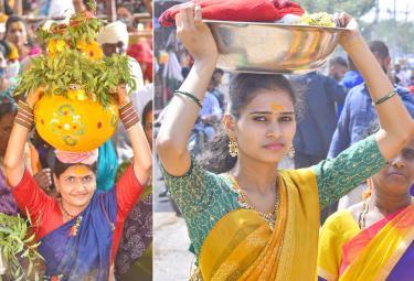 komuravelli Mallanna Brahmotsavam Photo Gallery - Sakshi