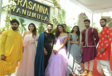 Prasanna Yanumula Store Grand Opening Photo Gallery - Sakshi