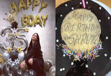 Shruti Haasan Is Celebrating Her 35th Birthday Today - Sakshi
