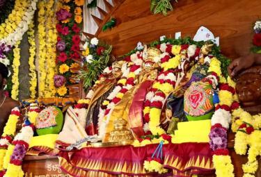 Sri Lakshmi Narasimha Swamy kalyanam Photos at Antarvedi Temple Photos - Sakshi
