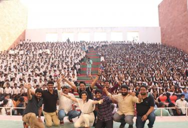 Naandhi Team Guntur Success Tour Photo gallery - Sakshi