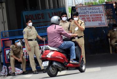 Lockdown Strict Restrictions In Telangana - Sakshi