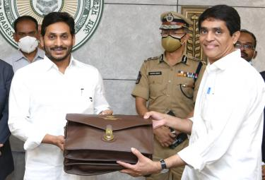 Ap Assembly Budget Session 2021 Photo Gallery - Sakshi