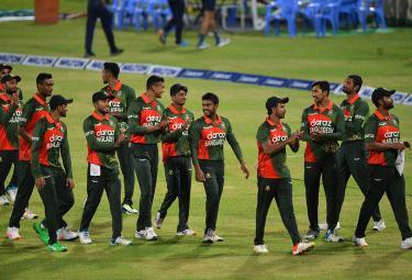 BAN Vs SL Second One Day Match Photos - Sakshi