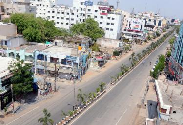 Partial curfew in Andhra Pradesh for 14 days starting from May 5 - Sakshi