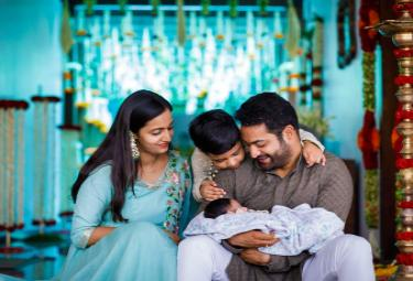 Jr Ntr, Lakshmi Pranathi Wedding Anniversary Photo Gallery - Sakshi