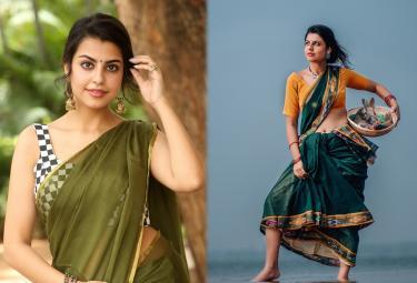 Beautiful Indian Model Sasha Singh Photos - Sakshi