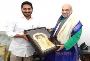 AP CM YS Jagan Mohan Reddy Delhi Tour - Sakshi