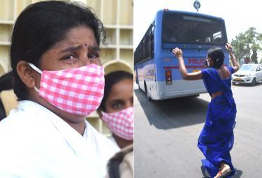 Shifting of Warangal central jail Photos - Sakshi