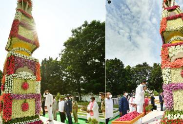 Telangana Formation Day 2021 Photo Gallery - Sakshi