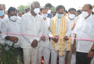 CM KCR Warangal Tour Photo Gallery - Sakshi