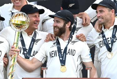 World Test Championship final cricket match photos - Sakshi