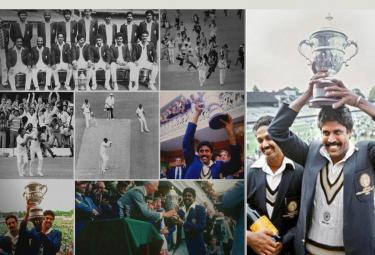 On this day: India win the 1983 World Cup Photo Gallery - Sakshi