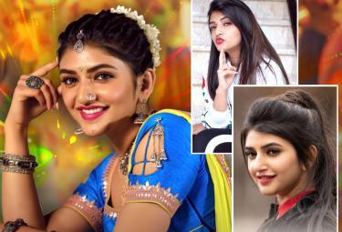 Pelli Sandadi Heroine Sree Leela Photo Gallery - Sakshi