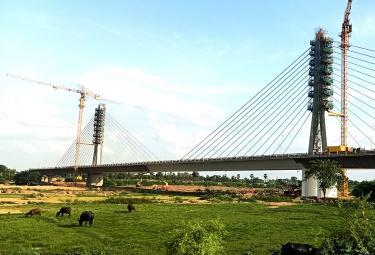 Karimnagar Cable Bridge Photos - Sakshi