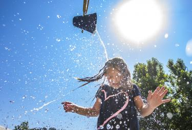 Record heatwave in Northwestern US moves to inland states - Sakshi