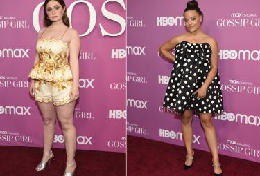 NY Premiere of HBO Maxs Gossip Girl - Sakshi