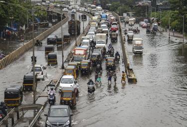 Heavy Rain In Mumbai - Sakshi