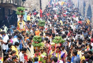 Golconda bonalu 2021 Photo Gallery - Sakshi