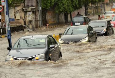 Heavy Rain In Hyderabad - Sakshi